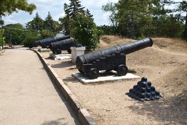 Отдых в Крыму. Крымская война