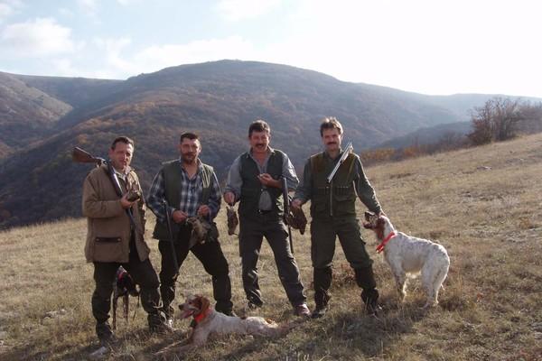 Отдых в Крыму. Охотничьи туры