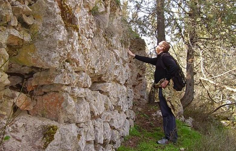 Отдых в Крыму. Чернореченский каньон, река Чоргунь (Казаклы-узень) и Чоргуньская башня