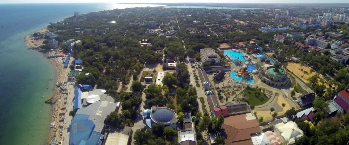 Все крымские аквапарки в сезоне 2016