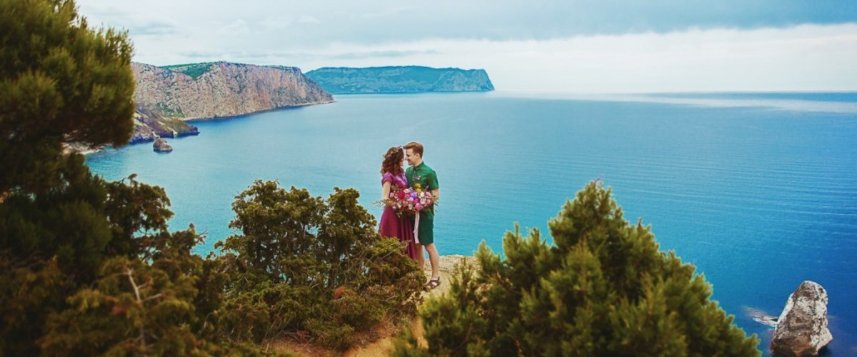 ТОП-5 самых романтических мест Крыма