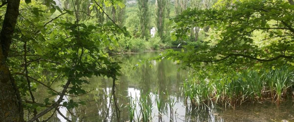 Байдарская долина между Севастополем и Ялтой