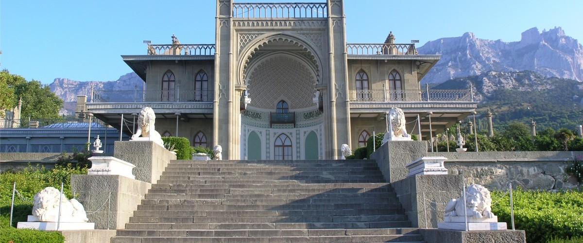 Отдых в Крыму. Большая Ялта: Алупка