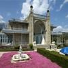 Отдых в Крыму. Воронцовский дворцово-парковый комплекс в Алупке